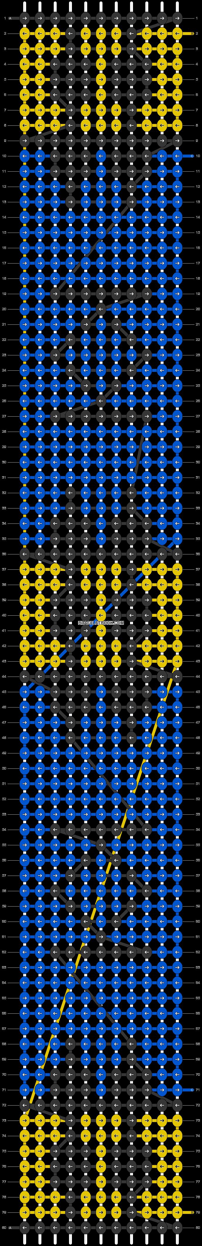 Alpha pattern #8378 pattern