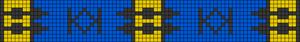 Alpha pattern #8378