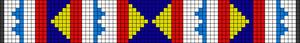 Alpha pattern #8379