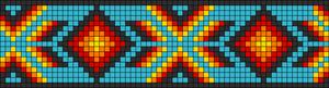 Alpha pattern #8380