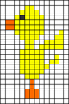 Alpha pattern #8389
