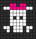 Alpha pattern #8393
