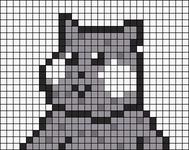 Alpha pattern #8396