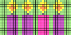 Alpha pattern #8402