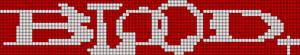 Alpha pattern #8407