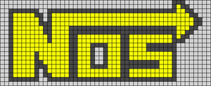 Alpha pattern #8410