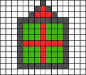 Alpha pattern #8412
