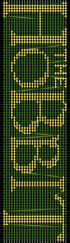 Alpha pattern #8427 pattern