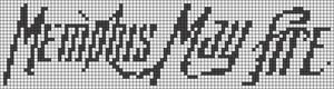 Alpha pattern #8429