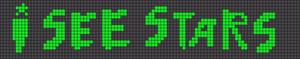Alpha pattern #8431