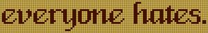 Alpha pattern #8448