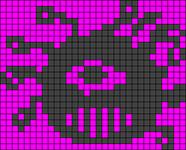 Alpha pattern #8449