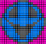 Alpha pattern #8452