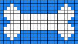 Alpha pattern #8455