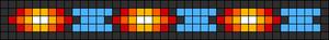 Alpha pattern #8464