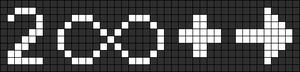 Alpha pattern #8469