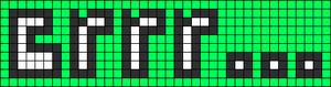 Alpha pattern #8472