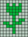 Alpha pattern #8478