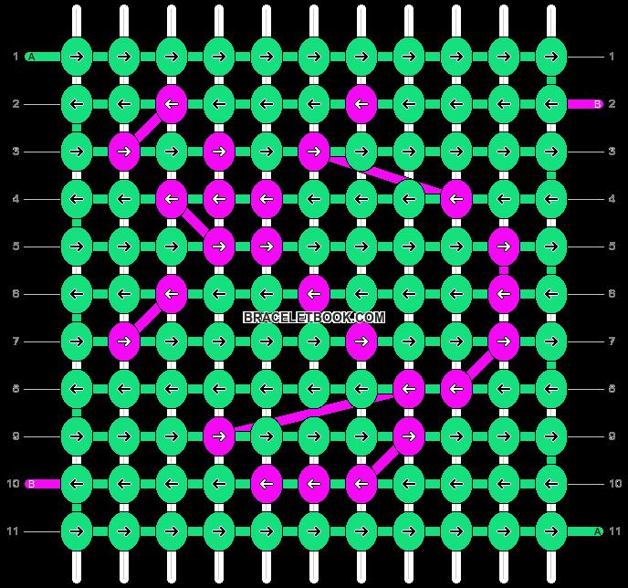 Alpha pattern #8481 pattern