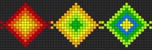 Alpha pattern #8489