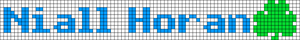 Alpha pattern #8490