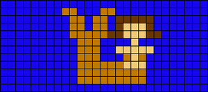 Alpha pattern #8492