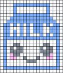 Alpha pattern #8510