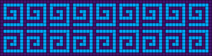 Alpha pattern #8522