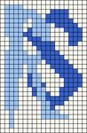 Alpha pattern #8524