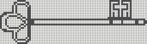 Alpha pattern #8540