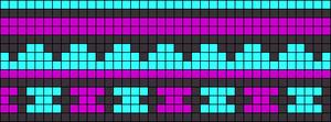 Alpha pattern #8557
