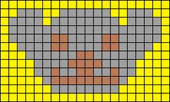 Alpha pattern #8569