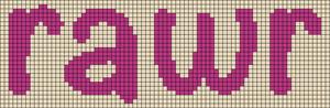 Alpha pattern #8578