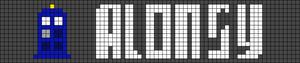 Alpha pattern #8579