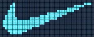 Alpha pattern #8582