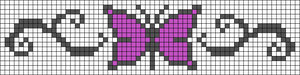 Alpha pattern #8583