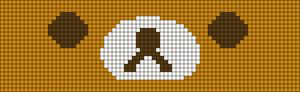 Alpha pattern #8590