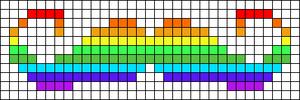 Alpha pattern #8600