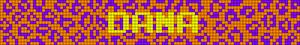 Alpha pattern #8601