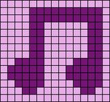 Alpha pattern #8603