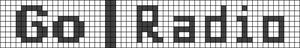 Alpha pattern #8608