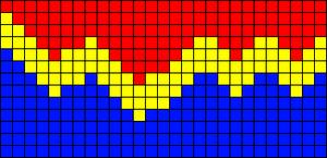 Alpha pattern #8610