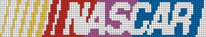 Alpha pattern #8641