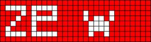 Alpha pattern #8647