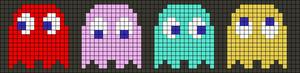 Alpha pattern #8655