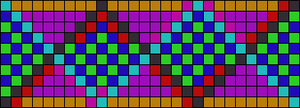 Alpha pattern #8656