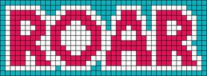 Alpha pattern #8658