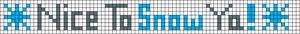 Alpha pattern #8664