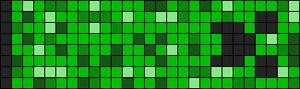 Alpha pattern #8682