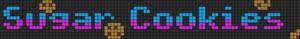 Alpha pattern #8683